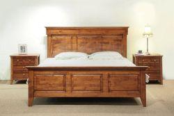 Holzbett massiv  Holzbetten massiv oder Massivholz Betten aus Buche