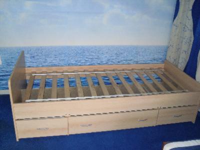 Kinderbett mit Lattenrost und Matratze kaufen